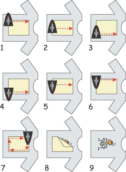 Как перевести картинку на ткань утюгом